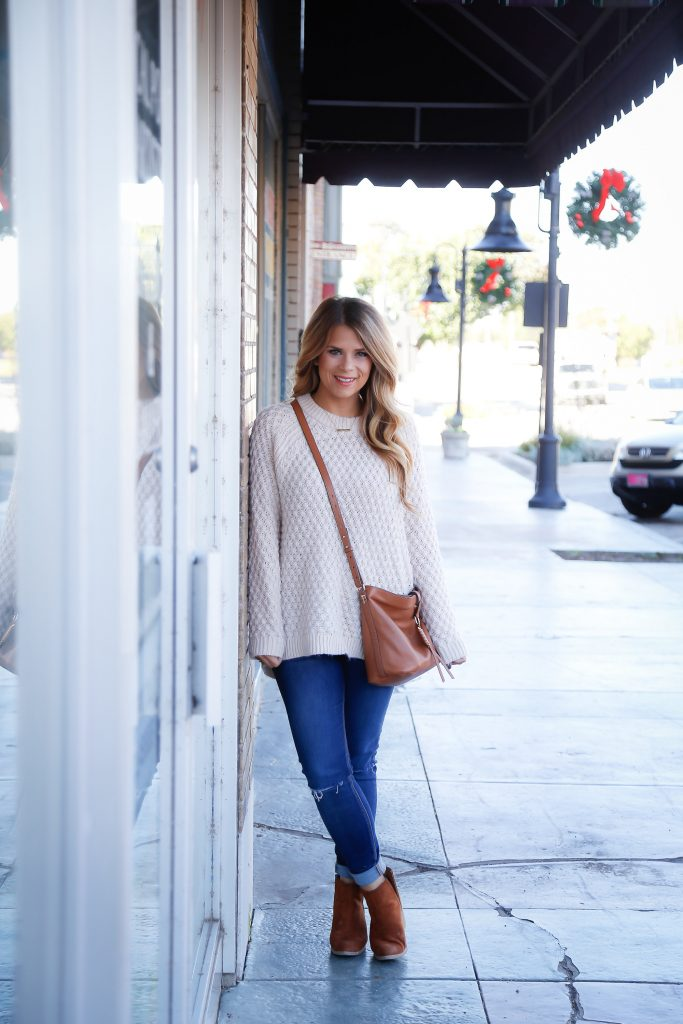 Oversized sweater Fall Style