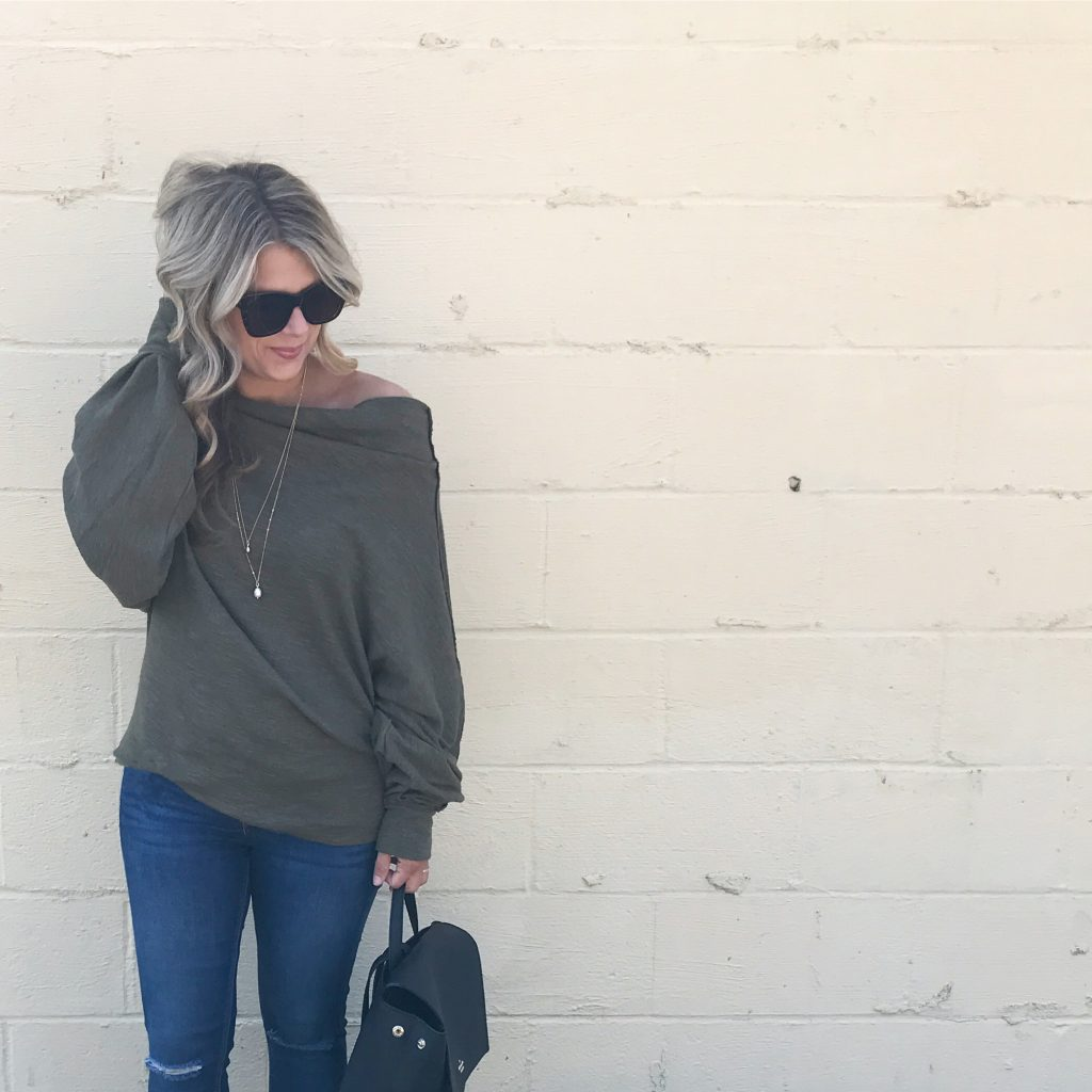 Fall Style Free People Sweater Stella Dot