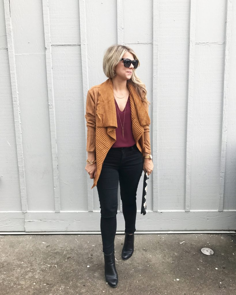 Fall Style, Jacket, Suede, Stella & Dot