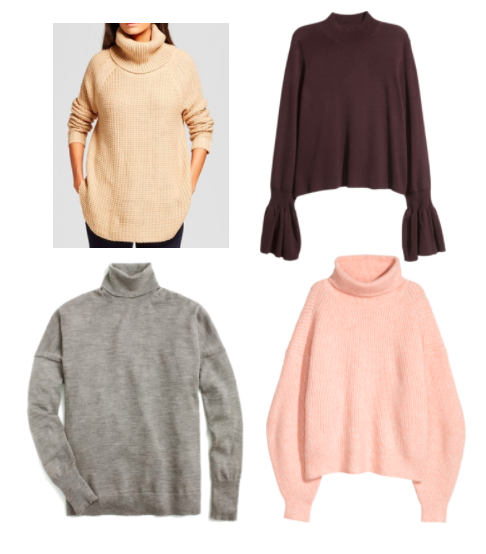 Fall Sweater Round Up