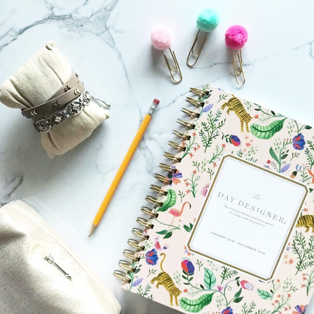 Day Designers, Stella & Dot, Planner, 2018