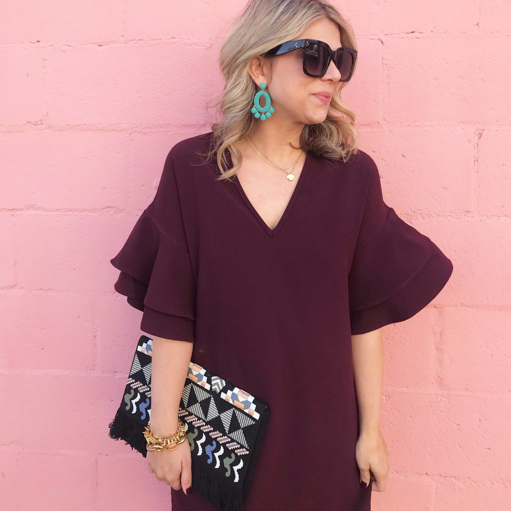 Statement Earrings Statement Sleeves