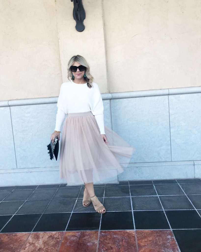How to Style Series, Tulle Skirt, Spring Style, @Shoplindsey, Tulle, www.lindseymeek.com, Stella Dot, Stella & Dot