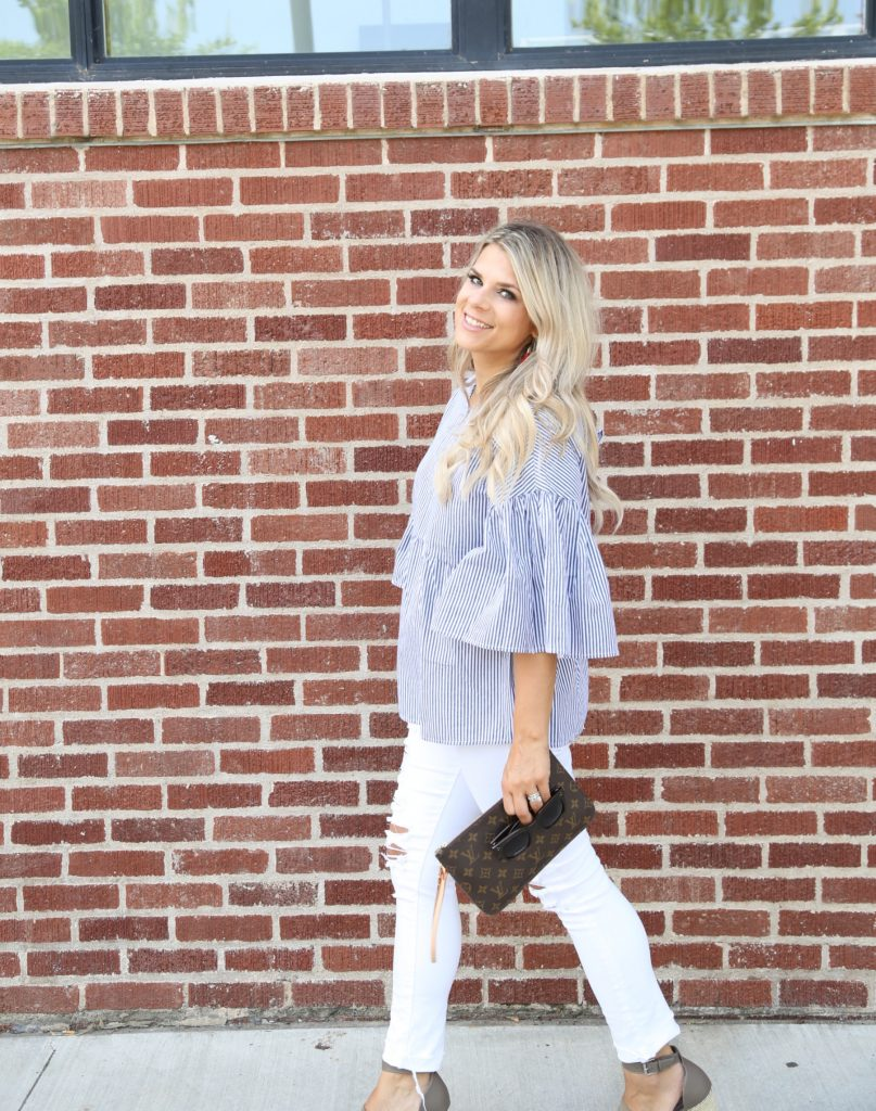 Summer Style, Shoplindsey, How to style White jeans