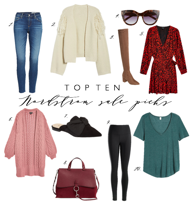 NSALE18, Nordstrom Anniversary Sale, Fall STyle