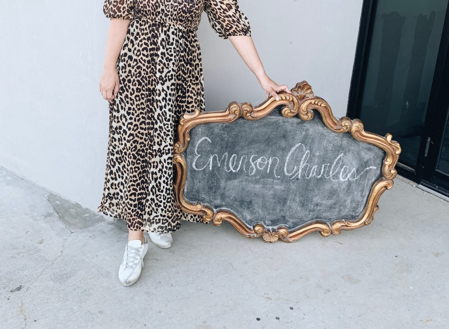 Boutique Shopping, Asos, Leopard Maxi Dress, Golden Goose, Online Boutique, Emerson Charles