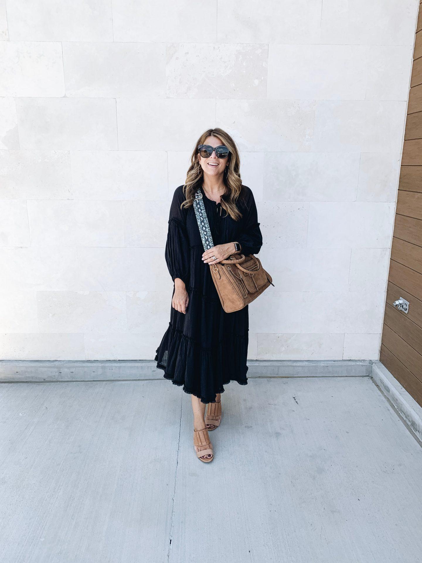 Target, Bag Strap, Boho Style, Boho Dress, Emerson Charles, #Shopemersoncharles, #emersoncharles