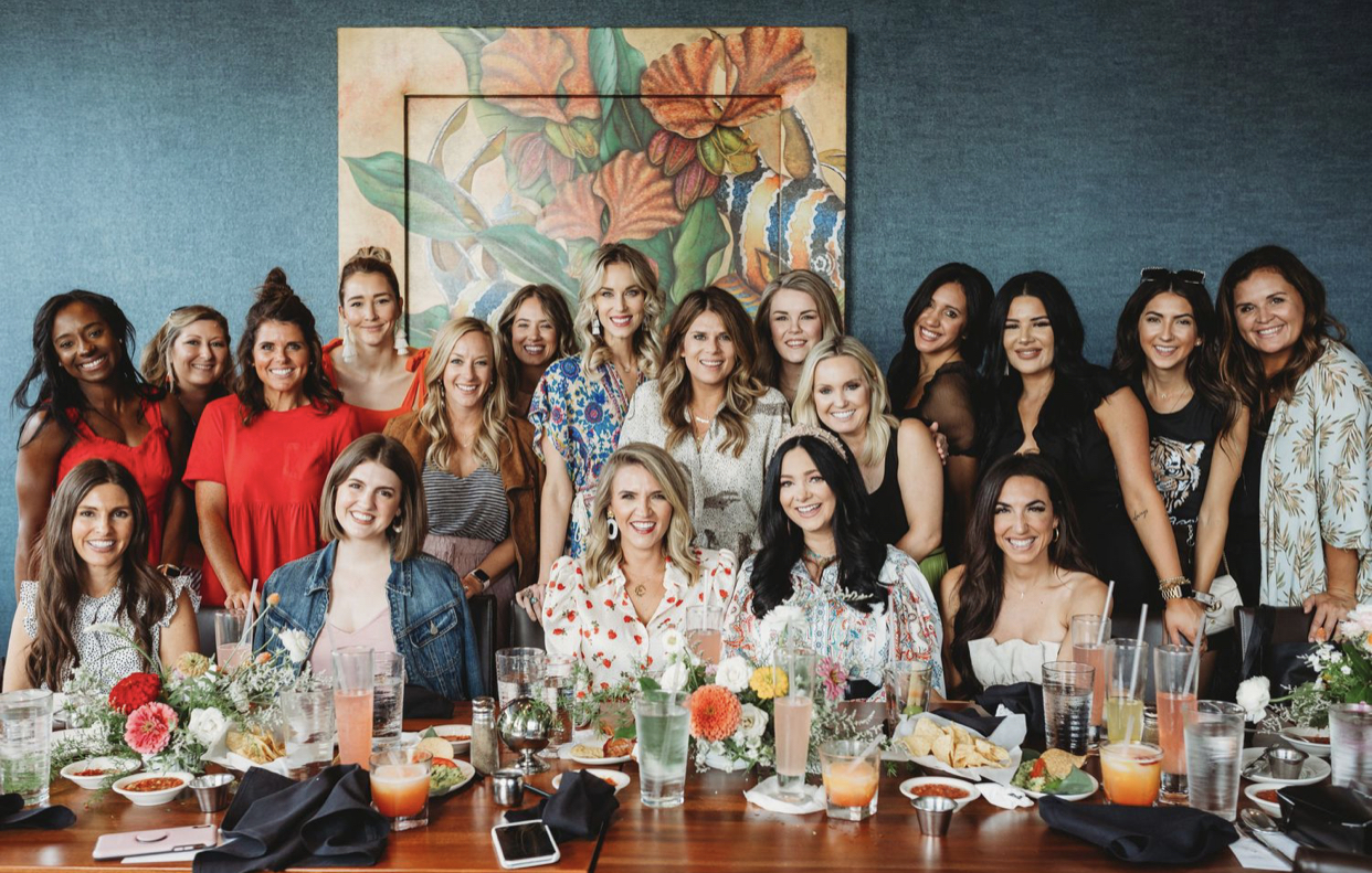 Mi Cocina, Leopard Dress, Mango, Leopard Print, Tulsa Blogger, Blogger Brunch, Brunch, What to wear to brunch