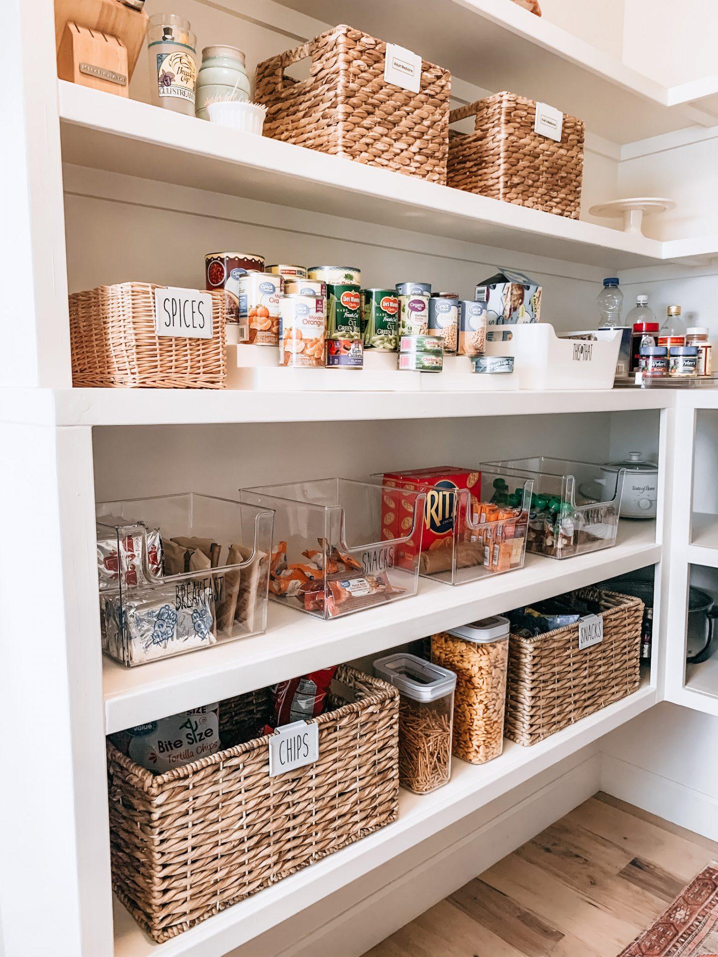 Home Decor, Organizing, Pantry, Pantry Organization, Home organization, The Hull Space, Amazon Home, Rugs USA,